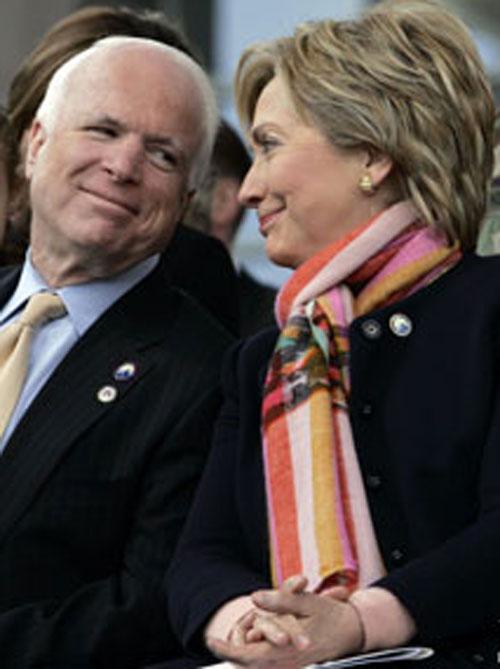 John e Hillary