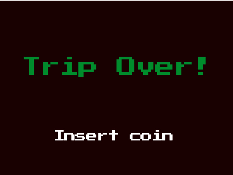 trip-over