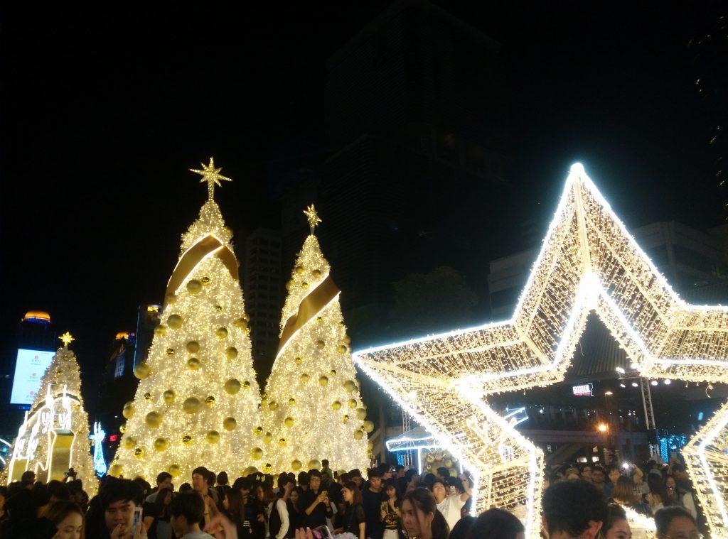 Natale a Bangkok